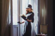 Рекламная фотосъемка для агентства недвижимости Prime Apartments. Модель Анна Молибога