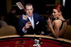 Рекламная фотосъемка для казино XO